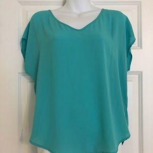 Lush Turquoise Tunic